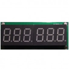 "0.36"" Six digit display for JC-LED"