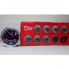 DRAGON GAUGE oil pressure gauge