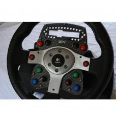 Wheel plate for Logitech G25 from SR Hardware