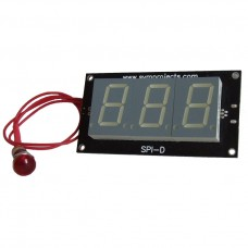 SPI-D Digital Speedometer
