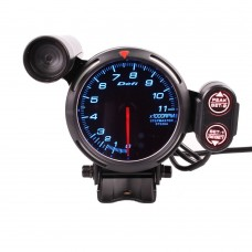 DEFI 80mm 11000 RPM Tachometer