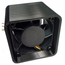 SANYO high speed fan