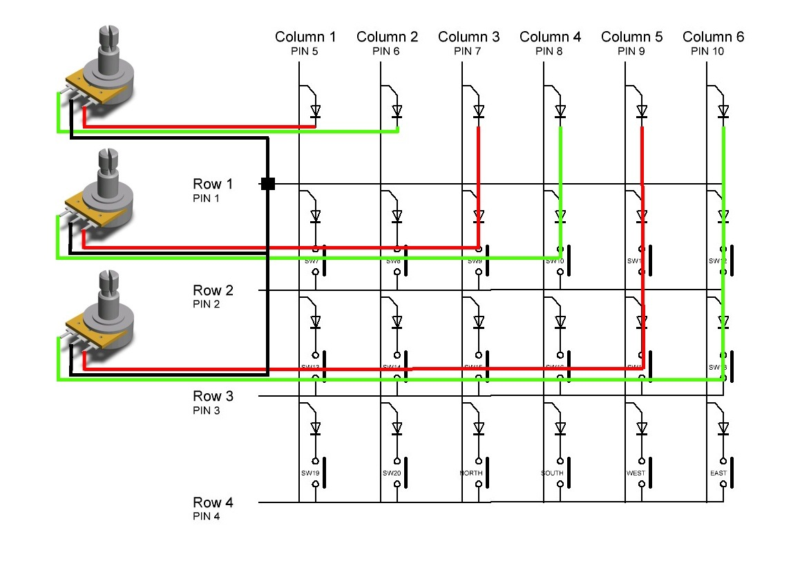 diagrams 1024504 rotary encoder joystick wiring diagram usb project development using
